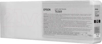 Картридж Epson C13T636900 - общий вид