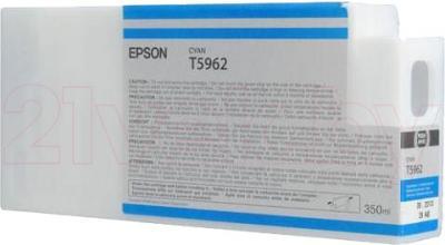 Картридж Epson C13T596200 - общий вид