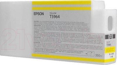 Картридж Epson C13T596400 - общий вид