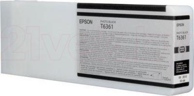 Картридж Epson C13T636100 - общий вид