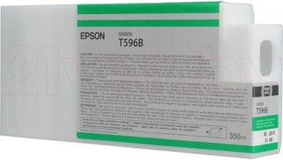 Картридж Epson C13T596B00 - общий вид