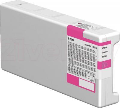 Картридж Epson C13T624300 - общий вид