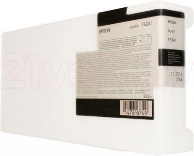 Картридж Epson C13T624100 - общий вид
