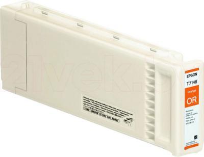 Картридж Epson C13T714800 - общий вид