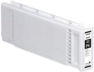 Картридж Epson C13T694100 - общий вид