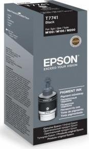 Контейнер с чернилами Epson C13T77414A - общий вид