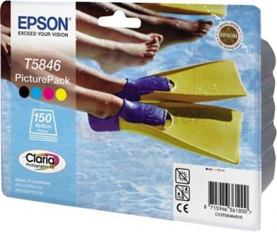 Картридж Epson C13T58464010 - общий вид
