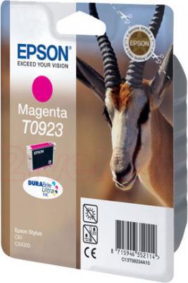 Картридж Epson C13T10834A10 - общий вид