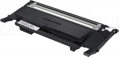 Тонер-картридж Samsung CLT-K407S - общий вид