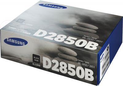 Тонер-картридж Samsung ML-2850B - упаковка