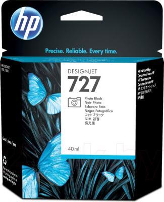 Картридж HP 727 (B3P17A) - общий вид