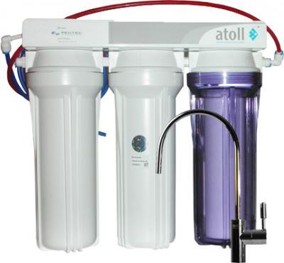 Фильтр питьевой воды Atoll A-313Egr - общий вид