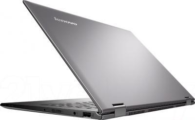 Ноутбук Lenovo Yoga 2 Pro (59402619) - вид сзади