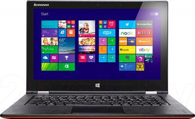 Ноутбук Lenovo Yoga 2 Pro (59402620) - фронтальный вид