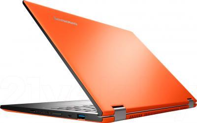 Ноутбук Lenovo Yoga 2 Pro (59402620) - вид сзади