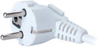 Удлинитель Sven Standard PRO 3G-5/5m (белый) - штепсельная вилка