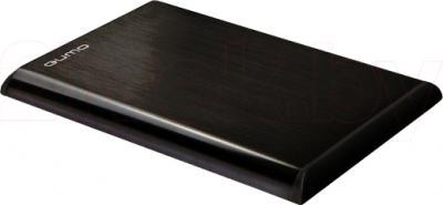 Внешний жесткий диск Qumo Classic 640Gb (Gray) - общий вид