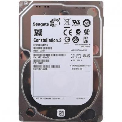Жесткий диск Seagate Constellation.2 1TB (ST91000640NS)