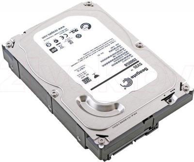 Жесткий диск Seagate SV35 2TB (ST2000VX000) - общий вид