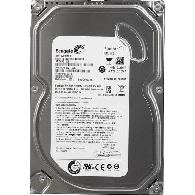 Жесткий диск Seagate Pipeline HD 500 Gb (ST3500312CS)