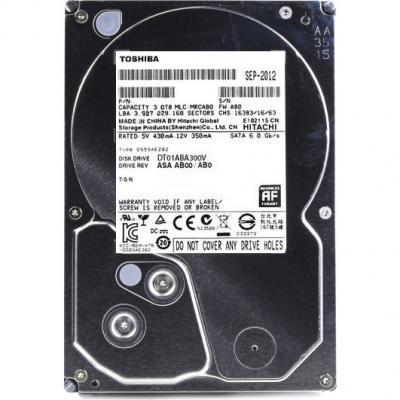 Жесткий диск Toshiba DT01ABA V 3TB (DT01ABA300V) - общий вид