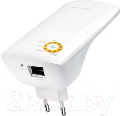 Беспроводная точка доступа TP-Link TL-WA750RE - вид снизу