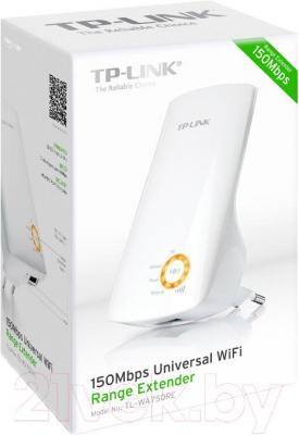 Беспроводная точка доступа TP-Link TL-WA750RE - упаковка