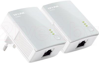 Комплект powerline-адаптеров TP-Link TL-PA4010KIT - общий вид