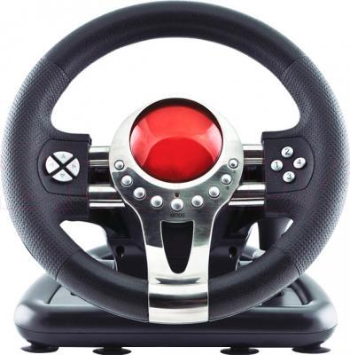 Игровой руль Sven Turbo - фронтальный вид