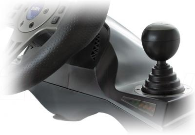 Игровой руль Sven Driver - рычаг переключения передач