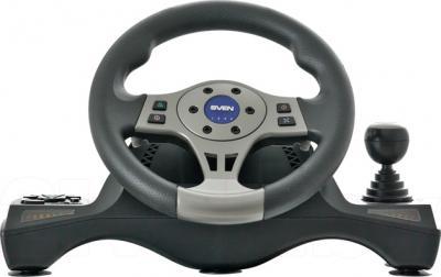 Игровой руль Sven Driver - фронтальный вид
