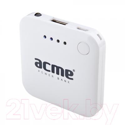 Портативное зарядное устройство Acme PB01 - общий вид