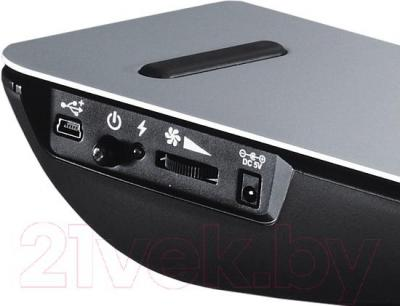 Подставка для ноутбука Cooler Master NotePal Infinite EVO (R9-NBC-INEV-GP) - регуляторы работы