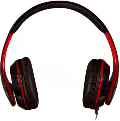 Наушники-гарнитура Sven AP-940MV (черно-красный) - общий вид