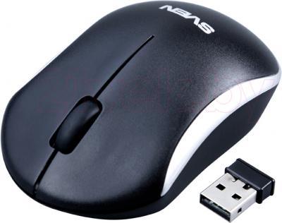Мышь Sven RX-310 (черный) - общий вид