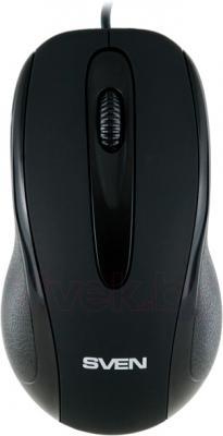 Мышь Sven RX-170 (черный) - общий вид