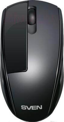 Мышь Sven CS-306 (Black) - общий вид