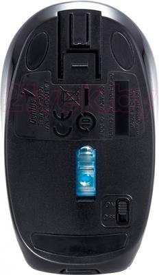 Мышь Genius Traveler 9000 (Black) - вид снизу