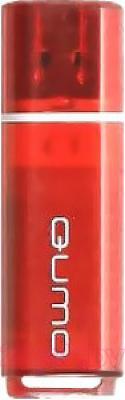 Usb flash накопитель Qumo Optiva 01 16Gb (Red) - общий вид