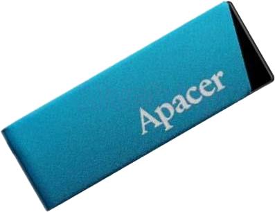 Usb flash накопитель Apacer AH130 Blue 8GB (AP8GAH130U-1) - общий вид