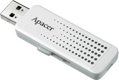 Usb flash накопитель Apacer Handy Steno AH323 32Gb (AP32GAH323W-1) - общий вид