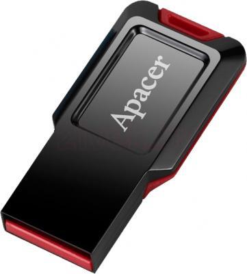 Usb flash накопитель Apacer AH132 32Gb (AP32GAH132B-1) - общий вид