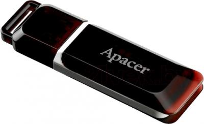 Usb flash накопитель Apacer Handy Steno AH321 16Gb (AP16GAH321R-1) - общий вид