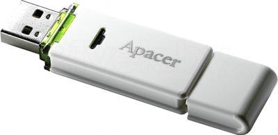 Usb flash накопитель Apacer Handy Steno AH223 16 Gb (AP16GAH223W-1) - общий вид