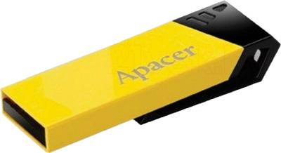Usb flash накопитель Apacer AH131 Bumblebee 16GB (AP16GAH131Y-1) - общий вид