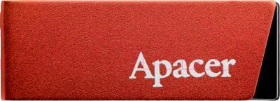 Usb flash накопитель Apacer AH130 Red 16GB (AP16GAH130R-1) - общий вид