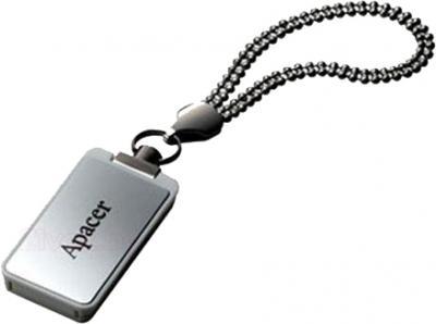 Usb flash накопитель Apacer Handy Steno AH129 16 Gb (AP16GAH129S-1) - общий вид