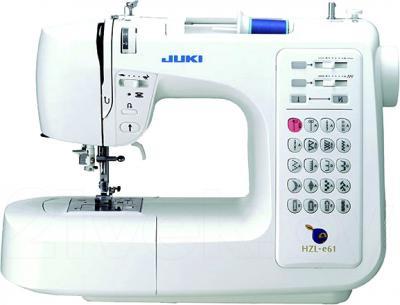 Швейная машина Juki HZL-E61 - общий вид