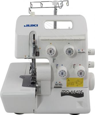 Оверлок Juki MO-654DE - общий вид