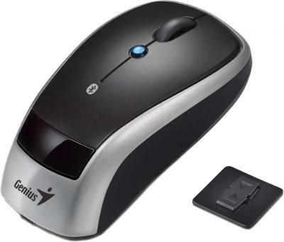 Мышь Genius Navigator 905BT (Silver) - общий вид